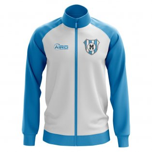 Marseille Concept Football Track Jacket (White)