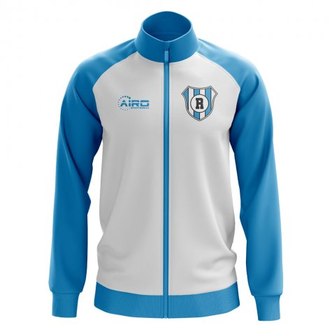 Racing Club Concept Football Track Jacket (White)