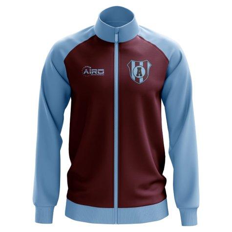 Villa Concept Football Track Jacket (Maroon)