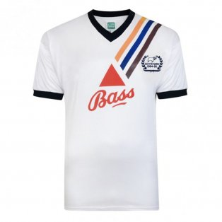 Score Draw Derby County 1984 Centenary Retro Football Shirt