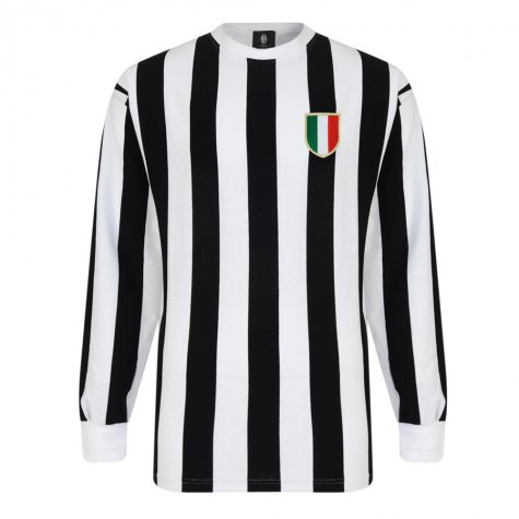 Score Draw Juventus 1952 Retro Football Shirt