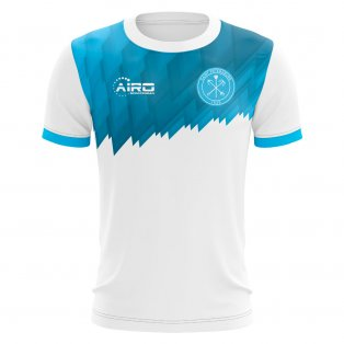 2019-2020 Zenit St Petersburg Home Concept Football Shirt
