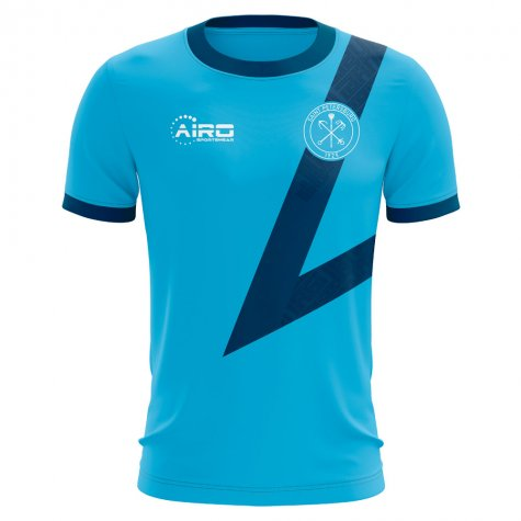 2019-2020 Zenit St Petersburg Away Concept Football Shirt - Little Boys
