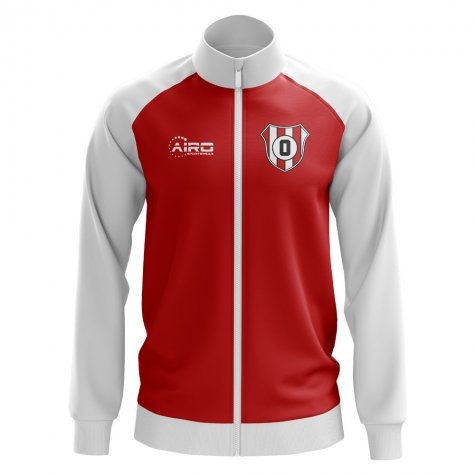 Olympiakos Concept Football Track Jacket (Red)