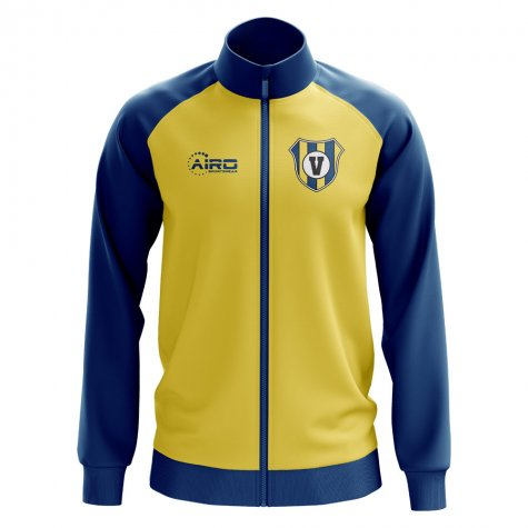 Villarreal Concept Football Track Jacket (Yellow)