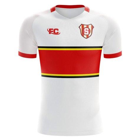 2019-2020 Stuttgart Fans Culture Home Concept Shirt - Baby