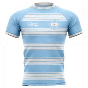2020-2021 Argentina Home Concept Rugby Shirt - Womens