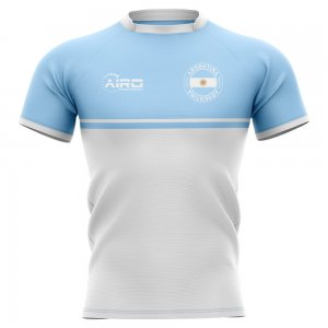 2019-2020 Argentina Training Concept Rugby Shirt