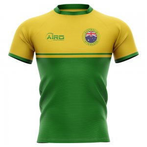 2020-2021 Australia Training Concept Rugby Shirt