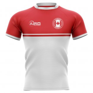2019-2020 Canada Training Concept Rugby Shirt