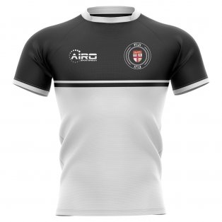 2020-2021 Fiji Training Concept Rugby Shirt