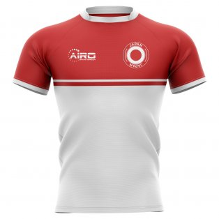 2020-2021 Japan Training Concept Rugby Shirt