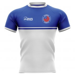 2020-2021 Samoa Training Concept Rugby Shirt