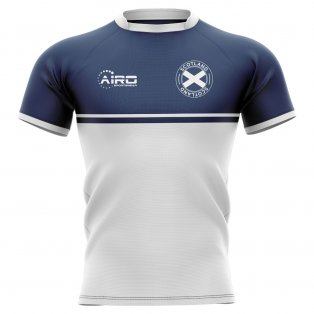 5b1142fb735 2019-2020 Scotland Training Concept Rugby Shirt