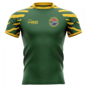 2020-2021 South Africa Springboks Home Concept Rugby Shirt - Kids