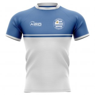 2020-2021 Uruguay Training Concept Rugby Shirt