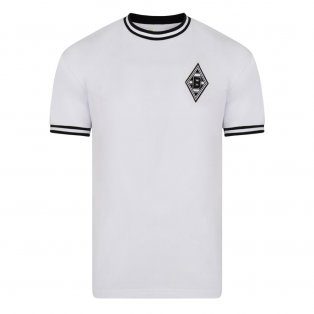 Score Draw Borussia Moenchengladbach 1970 Retro Football Shirt
