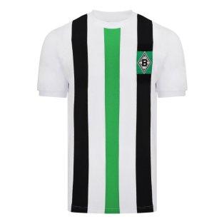 Score Draw Borussia Moenchengladbach 1973 Pokal Finale Retro Football Shirt