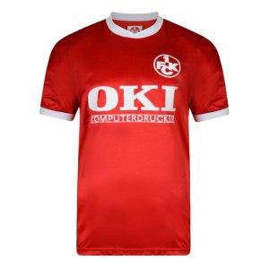 Score Draw Kaiserslautern 1991 Retro Football Shirt