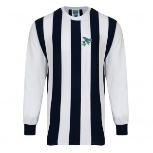 Score Draw West Bromwich Albion 1968 Retro Football Shirt