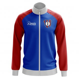 Inverness Concept Football Track Jacket (Blue)