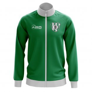 Banfield Concept Football Track Jacket (Green)