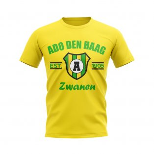 Ado Den Haag Football Shirts Buy At Uksoccershop