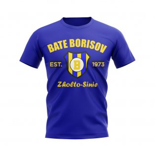 Bate Borisov Established Football T-Shirt (Blue)