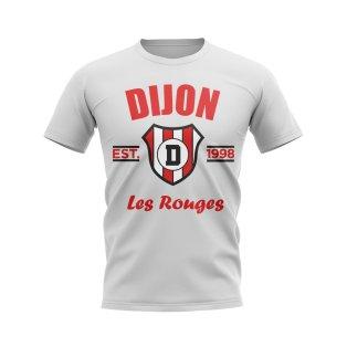 Dijon Established Football T-Shirt (White)