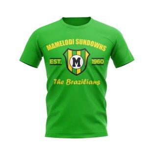 Mamelodi Established Football T-Shirt (Green)