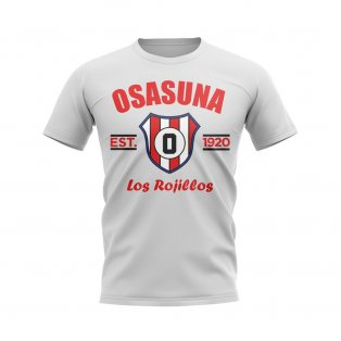 Osasuna Established Football T-Shirt (White)
