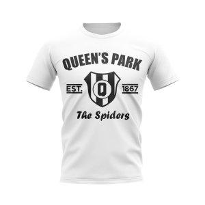 Queens Park Established Football T-Shirt (White)