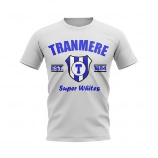 Tranmere Established Football T-Shirt (White)