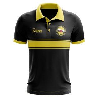 3ffb031a762 Brunei Concept Stripe Polo Shirt (Black)