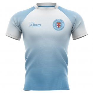 2020-2021 Fiji Home Concept Rugby Shirt