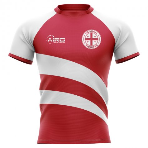 2019-2020 Georgia Home Concept Rugby Shirt - Kids