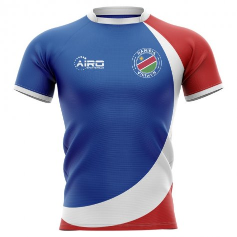 2019-2020 Namibia Home Concept Rugby Shirt - Little Boys