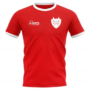 2019-2020 Independiente Third Concept Football Shirt