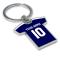 Personalised Falkirk Football Shirt Key Ring