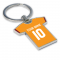 Personalised Motherwell Football Shirt Key Ring