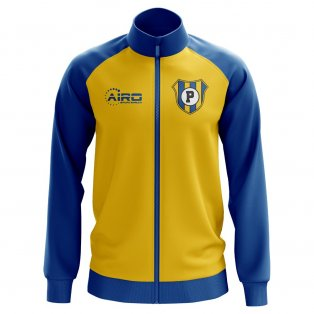 Parma Concept Football Track Jacket (Yellow)