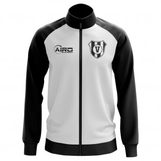 Valencia Concept Football Track Jacket (White)