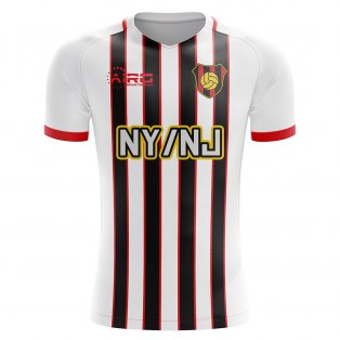 2020-2021 Metrostars Away Concept Football Shirt - Kids