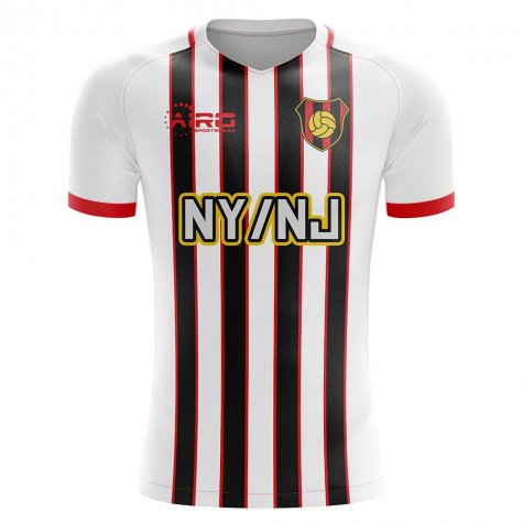 2019-2020 Metrostars Away Concept Football Shirt - Kids