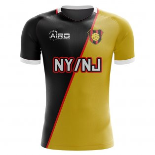 2020-2021 Metrostars Third Concept Football Shirt - Kids