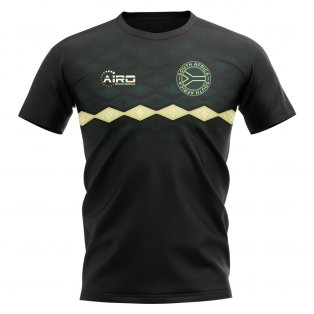 2020-2021 South Africa Away Concept Football Shirt