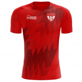 2020-2021 Frankfurt Concept Training Shirt (Red)