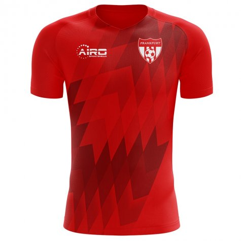 2019-2020 Frankfurt Concept Training Shirt (Red)