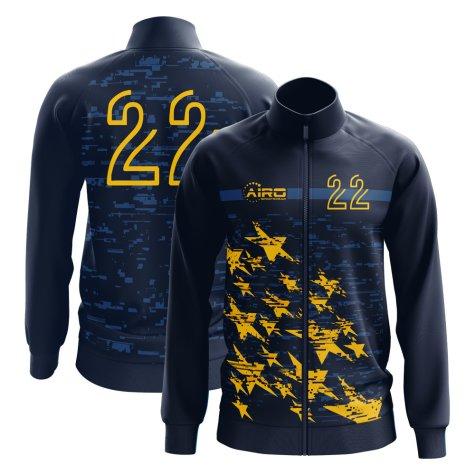 2019-2020 Los Angeles Alexi Lalas Concept Track Jacket