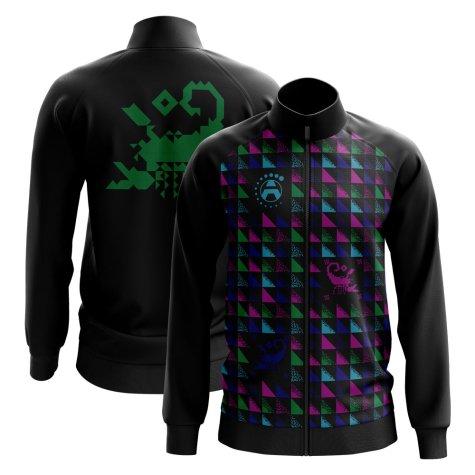 2019-2020 Colombia Rene Higuita Concept Track Jacket